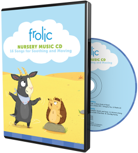 Frolic Nursery CD