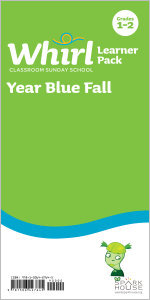Whirl Classroom / Year Blue / Fall / Grades 1-2 / Learner Pack