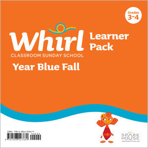 Whirl Classroom / Year Blue / Fall / Grades 3-4 / Learner Pack