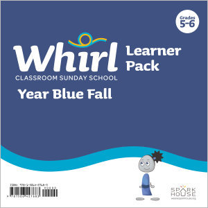 Whirl Classroom / Year Blue / Fall / Grades 5-6 / Learner Pack