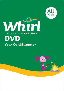 Whirl All Kids / Year Gold / Summer / Grades K-5 / DVD