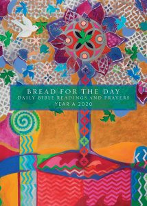 eBook - Bread for the Day: Daily Bible Readings and Prayers, Year A 2020