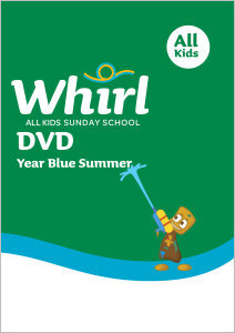 Whirl All Kids / Year Blue / Summer / Grades K-5 / DVD