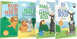 Growing Up: A Frolic Bundle