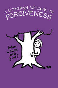 A Lutheran Welcome to Forgiveness (10 per pkg)