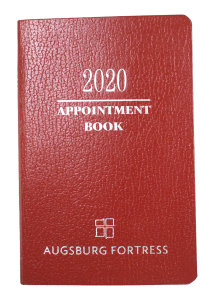 2020 Appointment Book