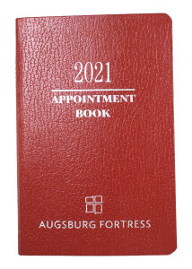 2021 Appointment Book