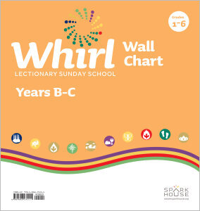 Whirl Lectionary / Wall Chart / Year B-C (2021-2022)