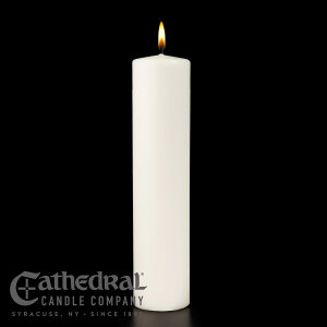 Simple Christ Candle (3 x 14)