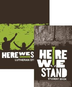 Here We Stand Student Book/Bible Bundle