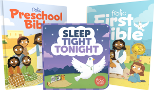 Frolic / First Bible and Preschool Bible / Bundle