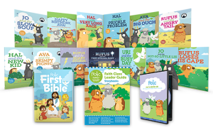Frolic Family / Storybooks / Birth - Age 3 / Starter Kit