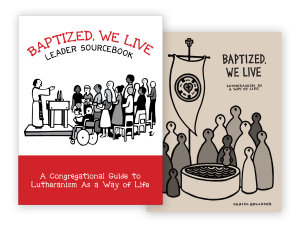 Baptized We Live Preorder Kit