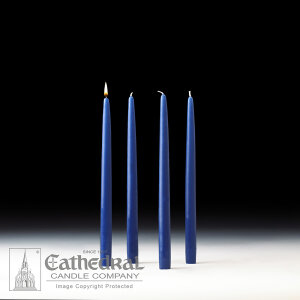 Advent Tapers Box of 4 - 12