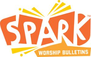 Spark Worship Bulletins / Year B / Lent and Easter (2021)