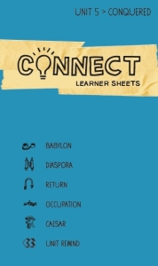 Connect / Unit 5 / Learner Sheets