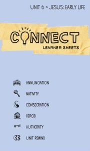Connect / Unit 6 / Learner Sheets