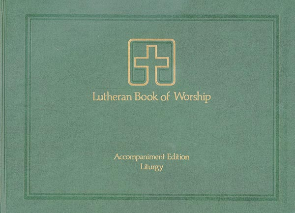 LBW - Accompaniment Edition Liturgy