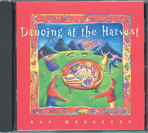 Dancing at the Harvest: Compact Disc