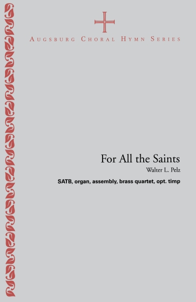 For All the Saints: Full Score