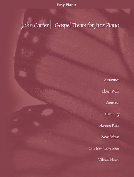 Gospel Treats for Jazz Piano