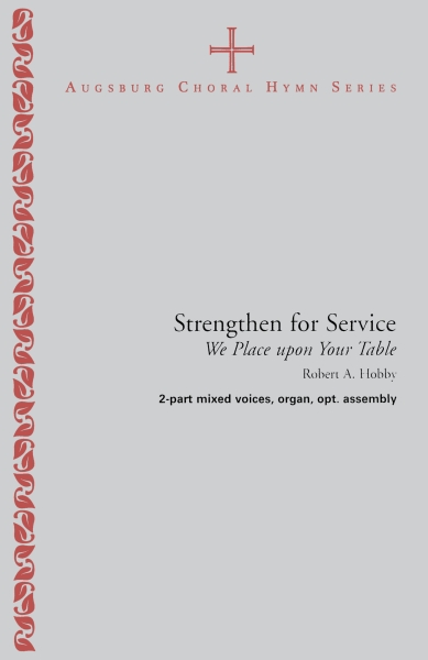 Strengthen for Service