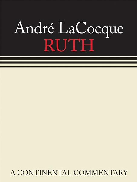 Ruth: Continental Commentaries