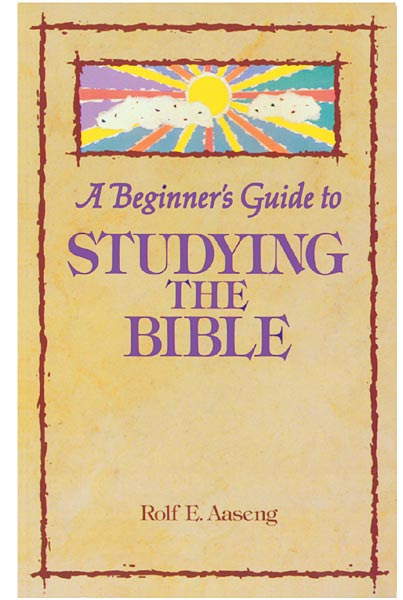 A Beginner's Guide to Studying the Bible