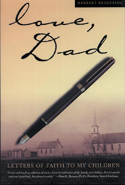 Love, Dad: Letters of Faith to My Children