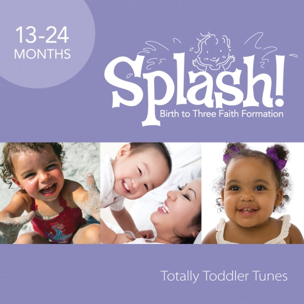 Splash! CD: Totally Toddler Tunes, 13-24 Months (Year 2)