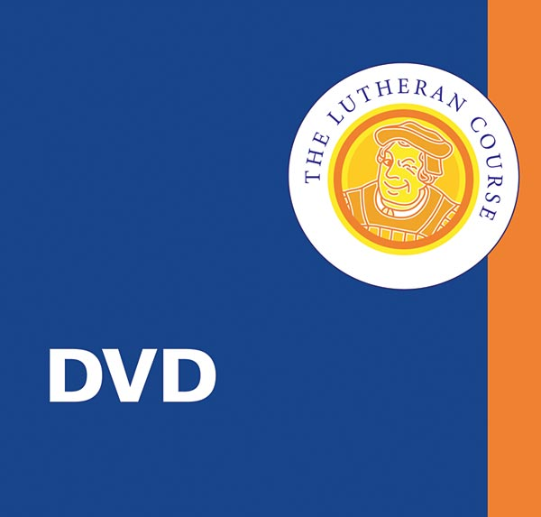 The Lutheran Course DVD