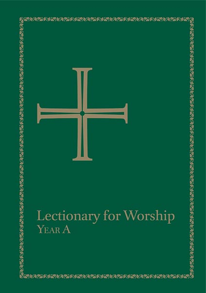 Lectionary for Worship, Study Edition, Year A