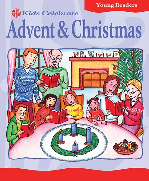 Kids Celebrate Advent and Christmas, Young Reader: Quantity per package: 12