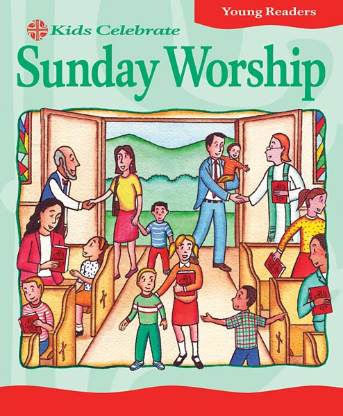 Kids Celebrate Sunday Worship, Young Reader: Quantity per package: 12