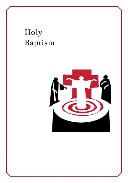 Evangelical Lutheran Worship Holy Baptism Certificate: Quantity per package: 12