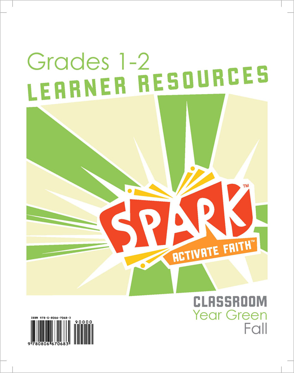 Spark Classroom / Year Green / Fall / Grades 1-2 / Learner Leaflets