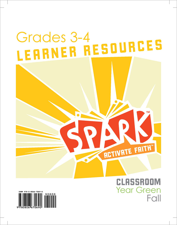 Spark Classroom / Year Green / Fall / Grades 3-4 / Learner Leaflets