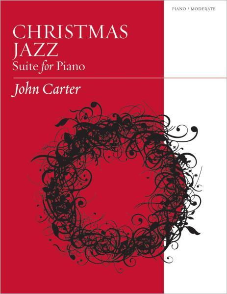 Christmas Jazz: Suite for Piano
