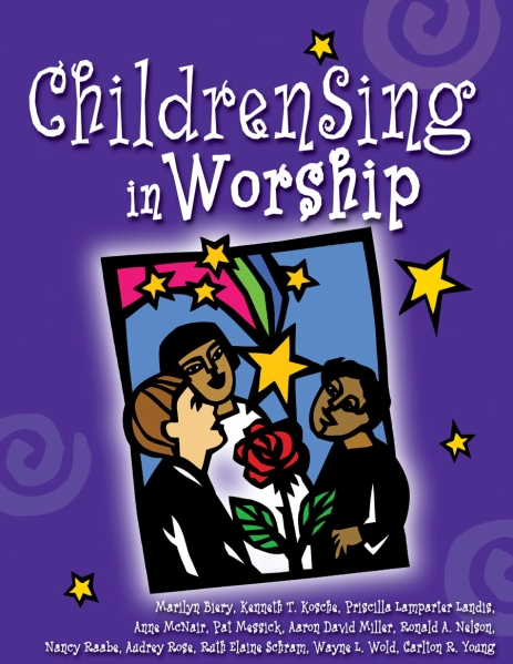 ChildrenSing in Worship
