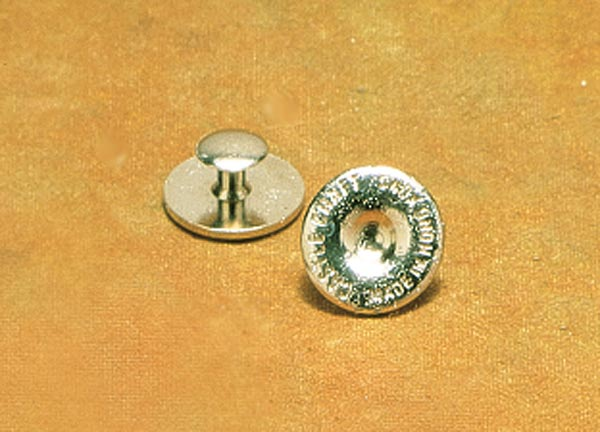 Collar Button: Short Shank