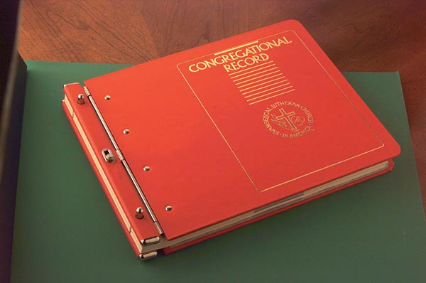 Congregational Record: Complete Set