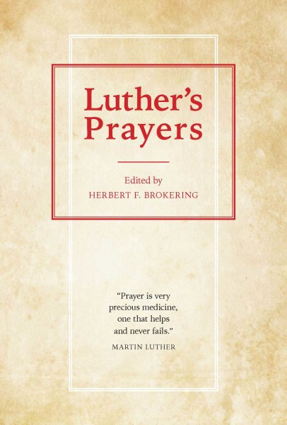 Luther's Prayers