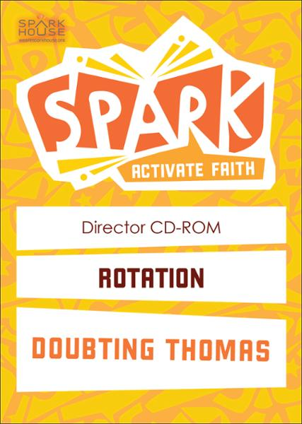 Spark Rotation / Doubting Thomas / Director CD