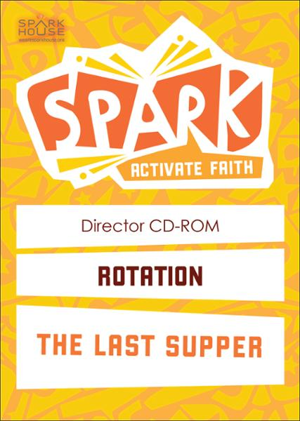 Spark Rotation / The Last Supper / Director CD
