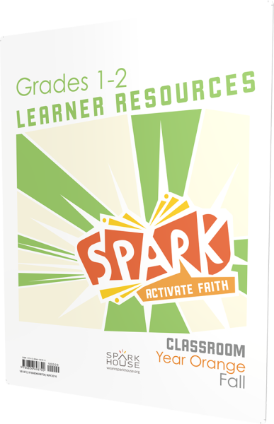 Spark Classroom / Year Orange / Fall / Grades 1-2 / Learner Leaflets