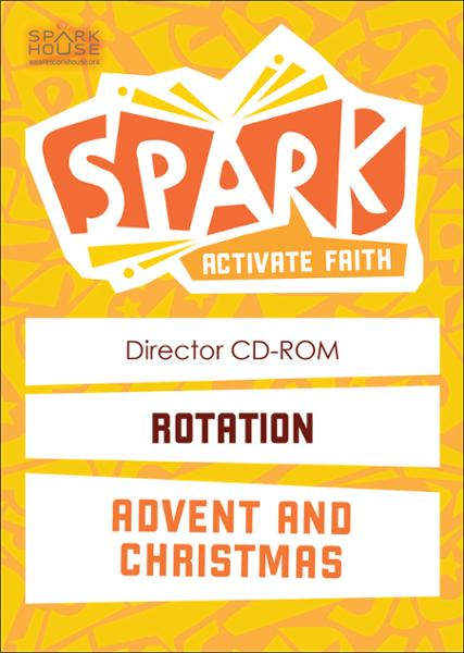 Spark Rotation / Advent and Christmas / Director CD