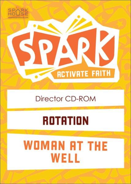 Spark Rotation / Woman at the Well / Director CD