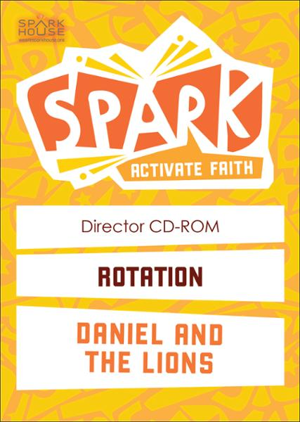 Spark Rotation / Daniel and the Lions / Director CD