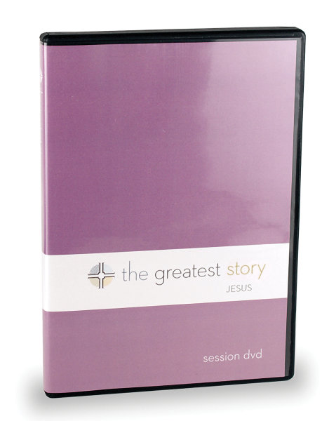 The Greatest Story: Jesus Session DVD (Lutheran Study Bible Edition)