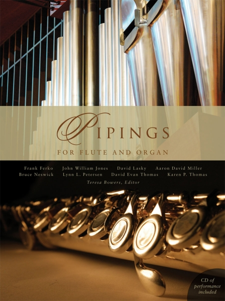 Pipings for Flute and Organ